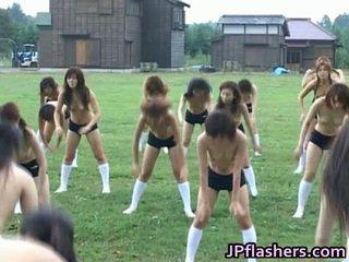Aziatisch helft naakt academy exposes