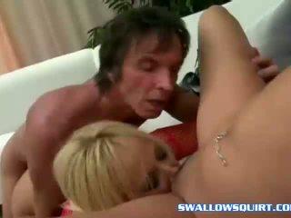 Squirting שחקנית annie cruz ו - georgia peach