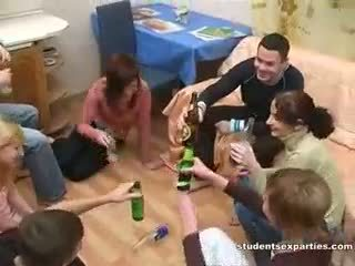 Drunk Sex Party Always Leads To Dirty Orgy