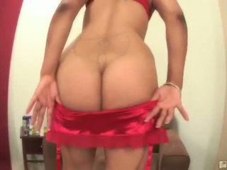 19 Year Old Mercedez Came To La Seeking Relief From The Scorching Deserts Of Arizona Mercedez Is Used To Getting A Lot Of Attention From The Guys And She Knows That Her Huge Junk Trunk Is The Reason For The Abundance Of Ass Worship But Don T Take Our Word
