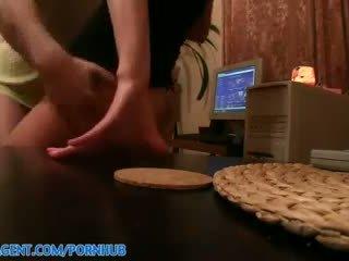 Publicagent sexy blonde porno fan eva rides moi sur la sofa
