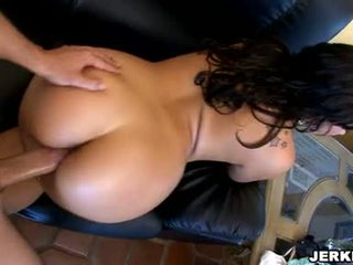 Round Latin Arse Bianca Dagger Receives Drilled Hard Doggyway