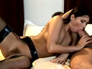 Hot Veronica Da Souza Rams A Hard Dick Down Her Throat