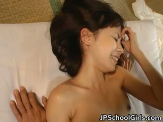 Japanese Young Schoolgirl Has Sex