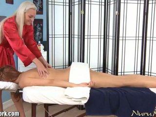 Erotično electric lezbijke masaža