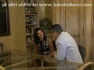 Padre e figlia italiani איטלקי פורנו