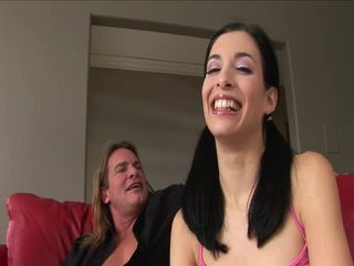 Young cuttie drilled in her pink pussy