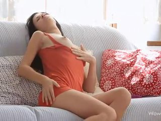 fresh orgasm nice, clitoris, more shaved pussy