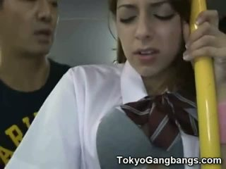 Yüze sikiş tugjob sarılı büyük göt seks içinde japonya!