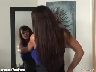 big boobs, cougar, fake tits, big tits