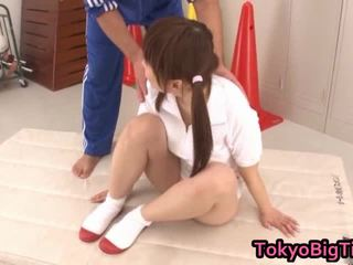 An NAnairo Asian Model Is Lovely And Large