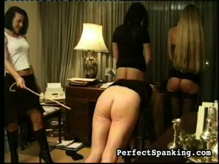 free moves of tit, caning, guys play with clit