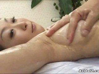 Cudowne egzotyczne laska dual robienie loda i gorące seks!