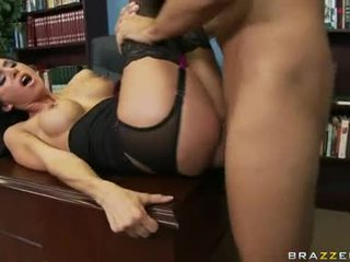 Horny Floozy Haley Wilde Receives Her Pussy Stabbed Deep With A Thick Shaft Behind