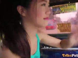 Pievilcīgas filipin ļoti jauns teenager mitch no trikepatrol