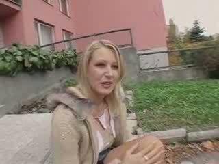 Sexy Czech Teen Public Sex Video