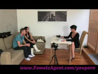 full reality film, ideal audition mov, blowjob action