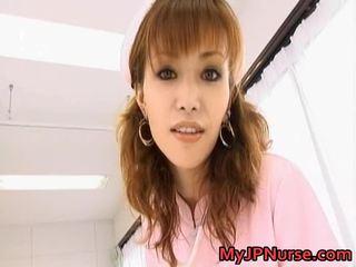 ideale blow job completo, voi giapponese più, adorabile guarda