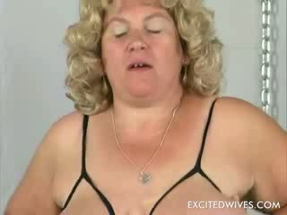 Her secret dateKeywords for this solo scene : fat, big Boob & ugly.. did I mention fat?.. Enjoy this fake blondie