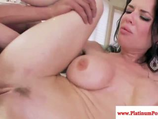 Veronica Avluv Touches And Screws Huge Dong