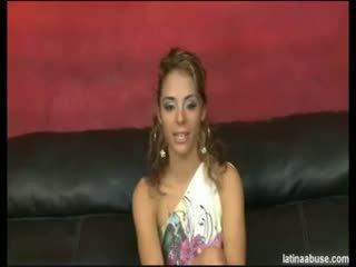 Latina Abuse Eve Evans