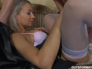 watch cougar hot, old ideal, granny