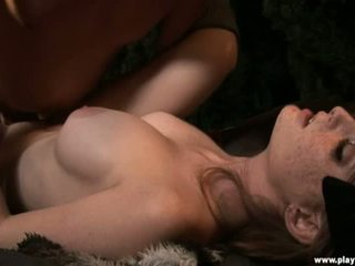 Faye reagan is dicked up her slit for the first time