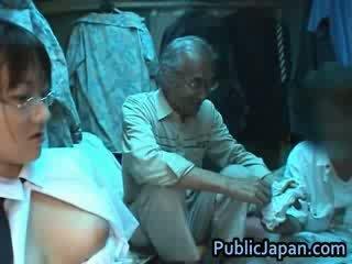 jaapani, sa voyeur, kuum eksootiline rohkem