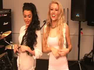 Stacey Lacey and Michelle Moist cbt