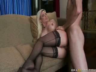 full cougar video, nice housewives scene, anal vid