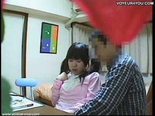 Sexo tutorial vídeo em students quarto
