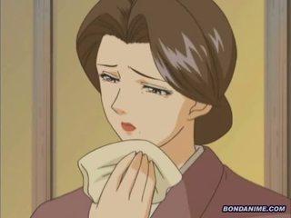 Mitsuko bandážovanie manželka