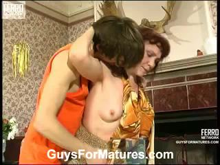 Lillian and marcus irresistible garry lady içinde action