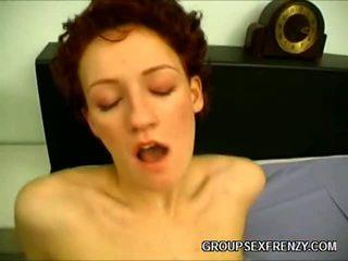 Hawt Redheads 3some