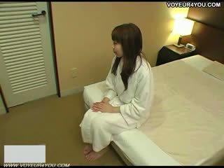 Wet soft fair skin body massage