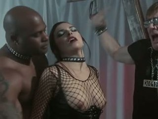 Lusty Honey Danica Dillan Whacks Her Mouth With Her Lover's Thick Digger