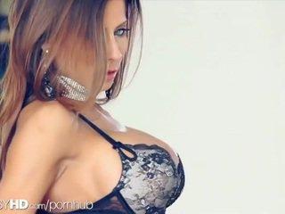 Madison Ivy - Seductive French Maid (fantasyhd.com)