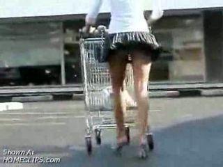 Tüdruk temptation has anaaltapp üles ümber perse kuigi shopping