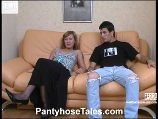 Famous Pornstars Mima, Veronica, Whitney From Pantyhose Tales Getting Dirty