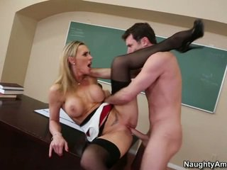 Rampant Tanya Tate Is Dicked Up...