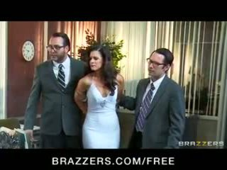 booty, double penetration, brazzers, natural tits
