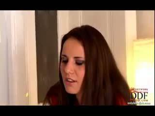 Claudia Rossi Does Hot Blowjob