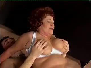 fun granny, blowjob, hottest redhead hottest
