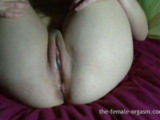 pulsing orgasm