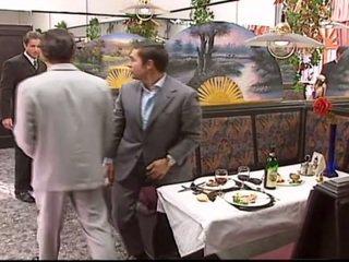 Rita Cardinal -Wife gangbanged in restaurant