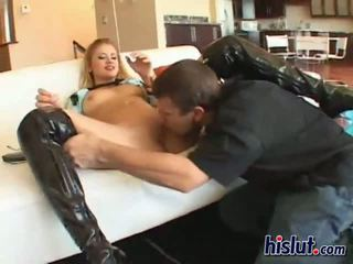 Gina has a tight pussy made for fat cocks