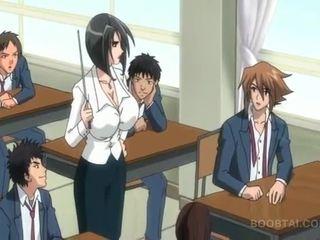 študent, japonec, karikatúra