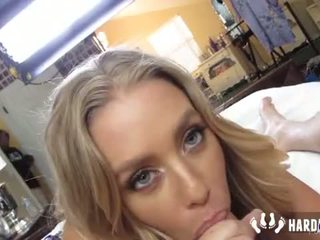 Excellent Beauty Face Blowjob Nicole Aniston
