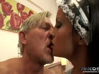 granny, watch maid, great footjob more
