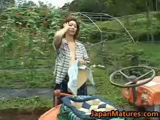japon, grup seks, büyük göğüsler, açık
